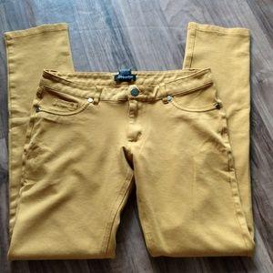 Mustard jegging/leggings